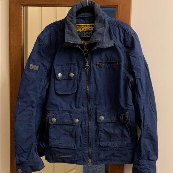Superdry Limited jacket (size XL)